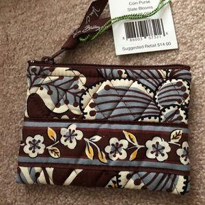 Vera Bradley coin purse